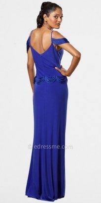 Mignon Fringe Tank Top Evening Dresses