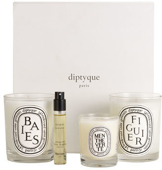 Diptyque baies scented candle shopstyle for Where to buy diptyque candles