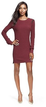 Juicy Couture Studded Sweater Dress