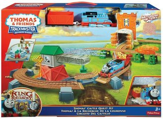 Thomas & Friends thomas the tank engine trackmaster castle quest set by fisher-price