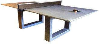 2Modern James De Wulf - Concrete Ping Pong & Dining Table