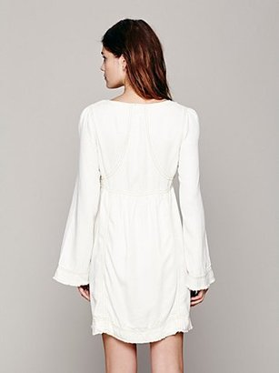 Tencel Indigo Dress