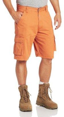 Wrangler Men's Genuine Tampa Cargo Cellphone Pocket Short