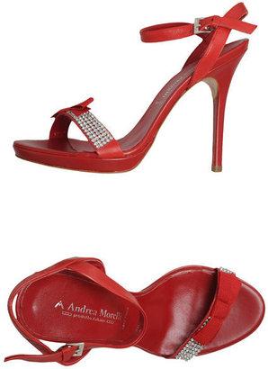 Andrea Morelli Platform sandals