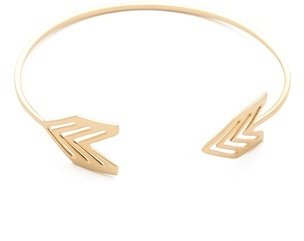 Gorjana Chevron Tribal Cuff