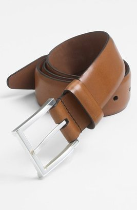 Men's Allen Edmonds 'Dearborn' Belt $98 thestylecure.com