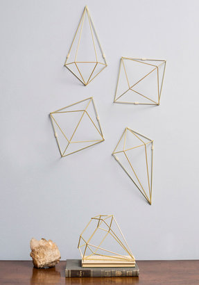 Abode Well Wall Decor in Gold $29.99 thestylecure.com