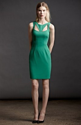 Jay Godfrey 'Sahar' Cutout Sheath Dress (Nordstrom Exclusive)