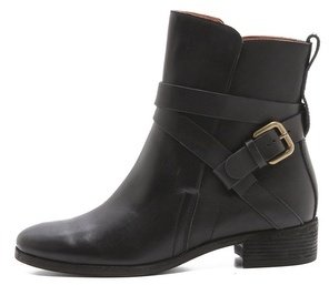 See by Chloe Buckled Strap Booties
