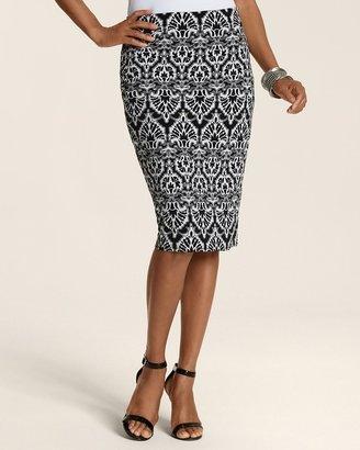 Chico's Motif Sara Reversible Skirt