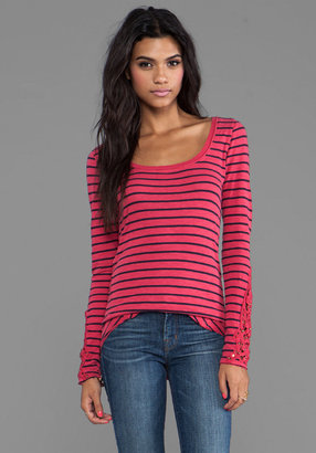 Free People Hard Candy Cuff Top
