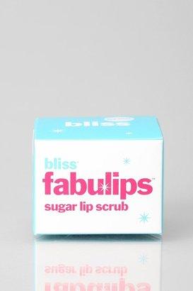 Bliss Fabulips Sugar Lip Scrub
