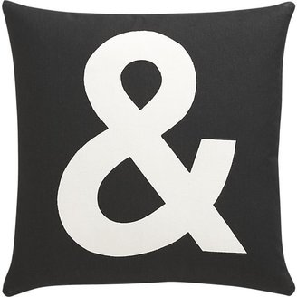 """Crate & Barrel And 16"""" Pillow"""