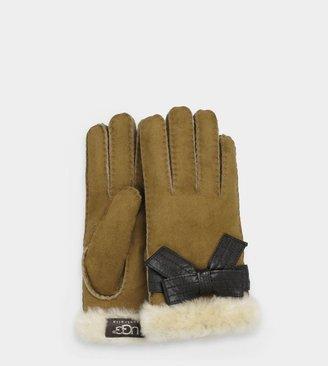 UGG Women's Josette Glove w/Deco Bow