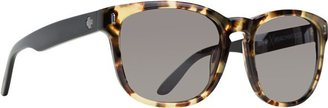 SPY Crosstown Beachwood Sunglasses