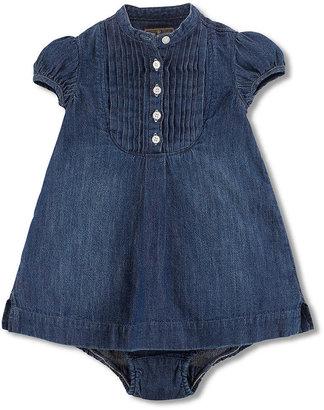 Ralph Lauren Girls Dress, Baby Girls Denim Tunic Dress