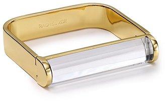 Rachel Zoe Faceted Bar Bracelet