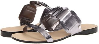 Calvin Klein Giordana (Anthracite Tumbled Metallic) - Footwear