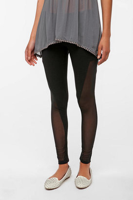Urban Outfitters Out From Under Mesh Panel Legging