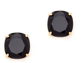 Kate Spade New York Small Square Stud Earrings $38 thestylecure.com