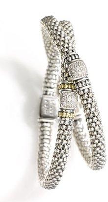 Lagos Caviar™ Diamond Rope Bracelet (Nordstrom Exclusive)