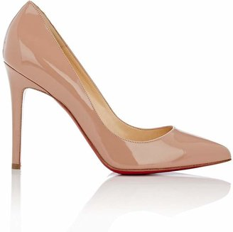 Christian Louboutin Women's Pigalle Patent Leather Pumps
