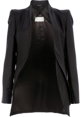 Maison Martin Margiela structured layered blazer