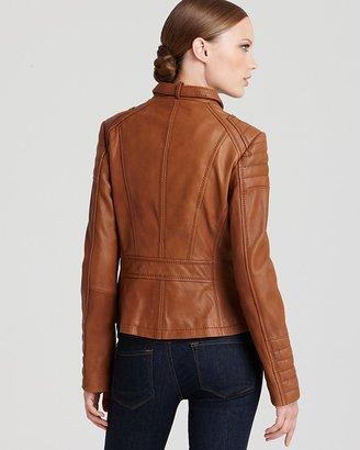KORS Moto Leather Jacket