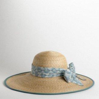 Coach Haley Straw Hat