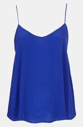 Topshop 'Linda' Silk Camisole