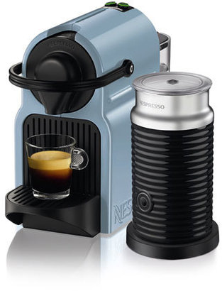 Nespresso by Breville BEC200XB Inissia Capsule Coffee Maker : Blue