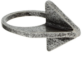 Cheap Monday Geometry Ring Exclusive To ASOS