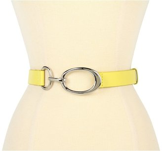 Lodis Audrey Adjustable Buckle Hip Belt (Citron) - Apparel