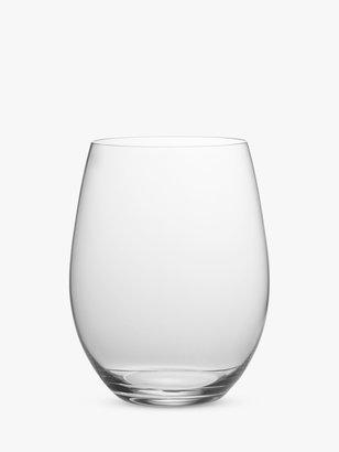 Riedel O Stemless Cabernet/Merlot Red Wine Glasses, 600ml, Set of 2