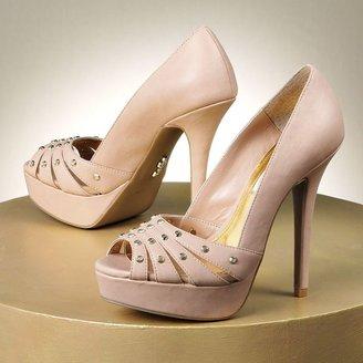 JLO by Jennifer Lopez peep-toe platform high heels - women