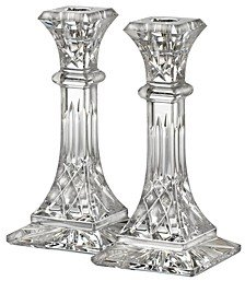 Waterford Lismore 8 Candlestick, Set of 2