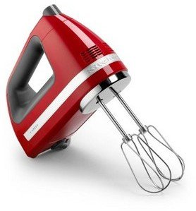 KitchenAid Artisan Empire Red Hand Mixer KHM720