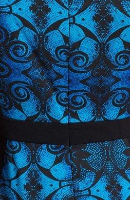 Marc New York Print Sheath Dress