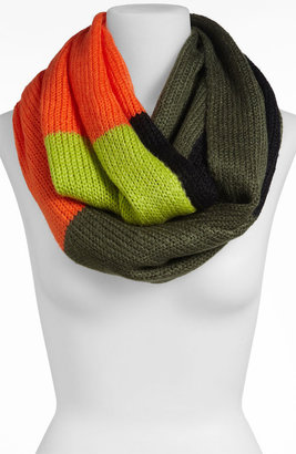 Steve Madden 'Block Party' Infinity Scarf