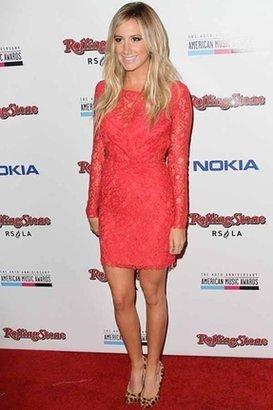 Style Stalker Love Me Do Rouched Dress in Coral $199 thestylecure.com