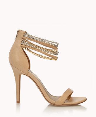 Forever 21 Statement-Making Stiletto Sandals
