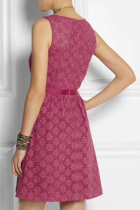 Collette Dinnigan Collette by Field of Daisies cotton-lace dress