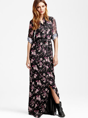 Victoria's Secret Maxi Shirtdress