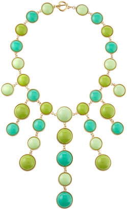 Fragments for Neiman Marcus Cabochon Bib Necklace
