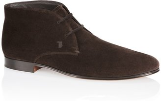Tod's Lace-up Boot
