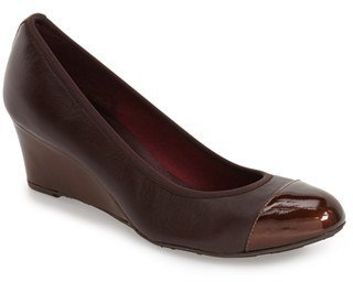 French Sole Women's 'Juggle' Wedge Pump