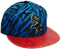 New Era 9Fifty White Sox Cap In Jungle Mash Up