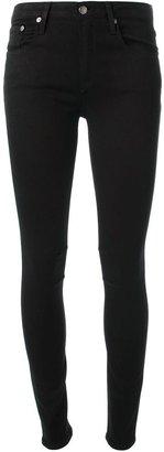 Helmut Lang five pocket skinny jeans