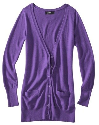Mossimo Women's Ultra Soft Boyfriend Cardigan - Assorted Colors