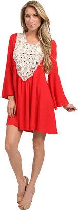VAVA by Joy Han Melanie Dress in Red